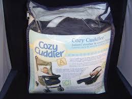 cozy cuddler infant stroller and carrier blanket still in package 705260019044