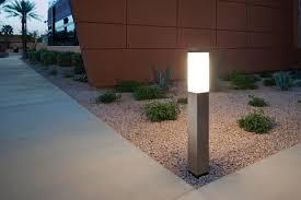 Rincon Bollard Outdoor FormsSurfaces - Exterior bollard lighting