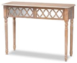 welch rustic white washed wood and