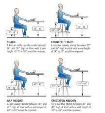 Impressive Chair Dimensions Unique Idea For Classic Dining