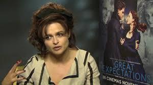 Helena Bonham Carter Interview - Great Expectations | Helena bonham carter,  Great expectations, Helena