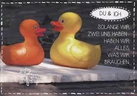 Postkarte Spruch Freundschaft Liebe Du Und Ich Freundschafts