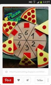 pizza pepperoni quiet book page clever way to help kids learn numbers