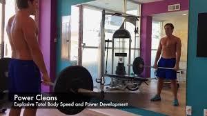 preseason soccer strength workout