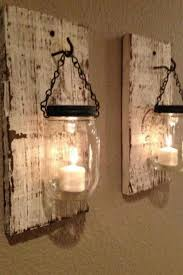 rustic diy lamps i could put them in the dining room around the pass through