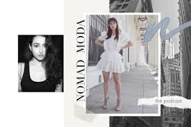 Fashion Design Podcast Nmp 002 Alexis Walsh Designer Podcast Nomad Moda