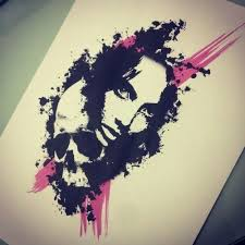 Pin by Alonzo r Davis on To live is to suffer | <b>Trash polka</b> tattoo ...