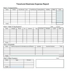 Expense Report Form Mesmerizing Examples Of Expense Reports Examples Of Monthly Expense Reports