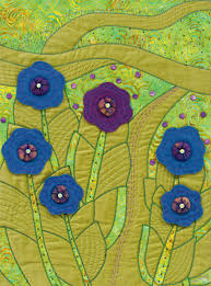 "Want to make creative quilts? Expand your comfort zone (+ sale ... & Wildflower Walk "" Adamdwight.com"