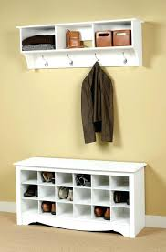 Entryway Shoe Storage Bench Coat Rack Bench Entry Hall Bench Shoe Storage Slim Hallway Indoor Entryway 5