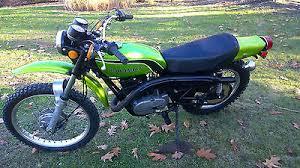 enduro kawasaki 250 motorcycles for sale