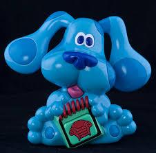 mailbox blues clues toy. Wonderful Toy Le Chat Noir Boutique Blues Clues TALKING BLUE WITH NOTEBOOK Toy  Clues BluesCluesTalkingBluewNotebook To Mailbox Toy