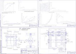 Курсовые и дипломные работы автомобили расчет устройство  Курсовой проект Определить тягово динамические свойства автомобиля и спроектировать трансмиссию автомобиля с подробной разработкой