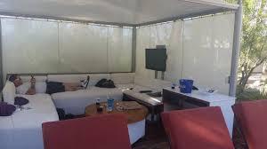 pool cabana interior. Hard Rock Hotel And Casino Las Vegas: Cabana At Nirvana Pool Interior T