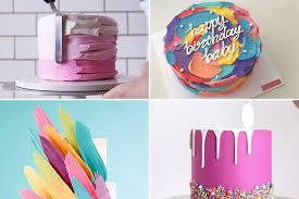 Easy Cake Decorating Tips For Beginners Artys Getaway