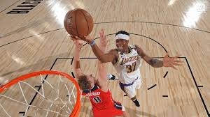 Kostas Antetokounmpo Scrimmage Highlights | Los Angeles Lakers vs  Washington Wizards - YouTube