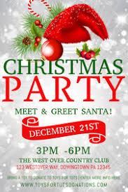 Christmas Flyer Templates Customize 8 330 Christmas Templates Postermywall