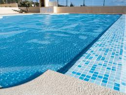 Custom pool enclosure hexagon shape Lighting Eaucsb 18 Fantastic Swimming Pool Covers