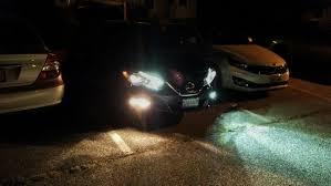 2017 Nissan Altima Led Fog Lights 16 Maxima Sl No Factory Installed Hid Headlights