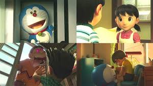 doraemon d stand by me subtitle black movie  but the bad news that will surely make the fans of the character fujiko fujio essay is very sad is because the stand by me doraemon this will be the