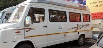 12 seater tempo traveller hire in delhi