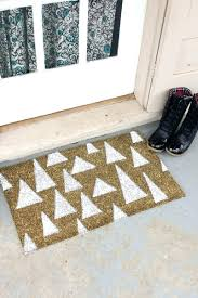 outdoor front door matsFront Doors  Door Ideas Offset Monogram Coco Mat Front Door Mats