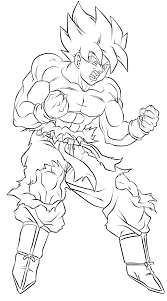 The Best Free Saiyan Coloring Page Images Download From 522 Free
