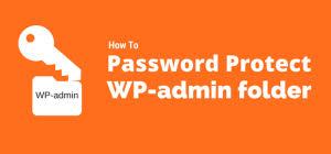 Password Protect WP-Admin folder - L3 Web Hosting Blog