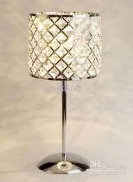 Captivating Amazing Crystal Chandelier Table Lamp Good Furniture In Small Crystal Table  Lamp Bedroom: ...