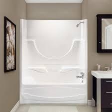 figaro ii tub shower afr at menards furniture menards bathtubs and showers