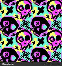 Skull Funky Boys Girls Apparel Modern ...