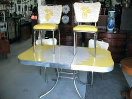 vintage kitchen table vintage kitchen table and chairs vintage table and chairs chrome and kitchen table