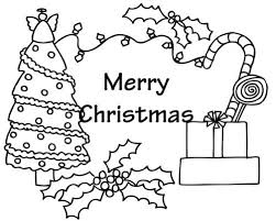 Small Picture Download Christmas Coloring Pages Free Printable