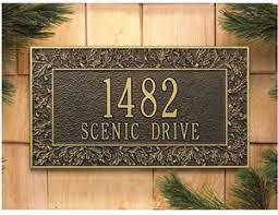 home address plaques. Wall Address Plaques Home T