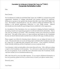 Solicitation Latter Solicitation Letter Template 11 Free Pdf Format Download