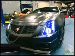 Cadillac Cts Lights Oracle 08 14 Cadillac Cts Cts V Led Halo Rings Headlights Bulbs