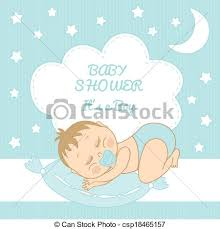 Congratulations For A Baby Boy Baby Shower Its A Boy