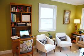 office space in living room. Interesting Living Living Room Office Secretary Desk In Use With Space In O