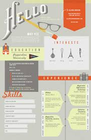 Gallery Of 50 Awesome Resume Designs That Will Bag The Job Hongkiat