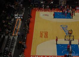 Clippers Game Seating Chart Clippers Lakers Staples Center Seating Chart