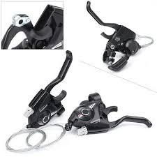 New <b>Shimano ST</b>-<b>EF51</b> Brake <b>Gear</b> combined trigger shifters 3 ...