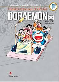 Sách Fujiko F Fujio Đại Tuyển Tập - Doraemon Truyện Ngắn Tập 20 - FAHASA.COM