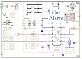 Wiring Diagram For Car Alarm System K9 Car Alarm Wiring Diagram