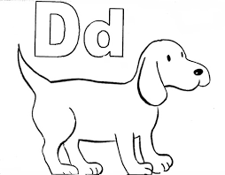 Small Picture Preschool coloring pages Dog for KidsPaperairplaneus