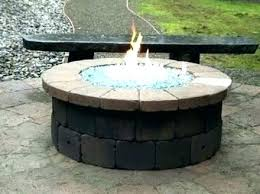 gas fire pit glass rocks joelbainermaninfo gas fire pit glass rocks propane fire pits with glass