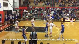 SE's Aaron Benson lifts Panthers to win over ZT at buzzer