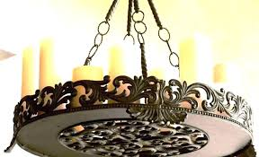 chandeliers rustic candle chandelier pictures r outdoor hanging holders non electric