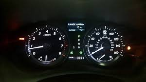Gas Warning Light Low Gas Indicator Lights Up Too Early Clublexus Lexus