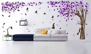 Enhance your space with Silhouette Wall Art stick-on elements. Looks just  like paint