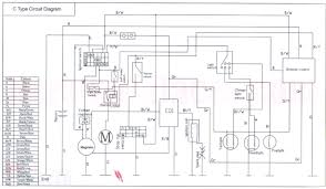 automatic atv 110cc wiring diagram 2006 automatic wiring diagrams 110cc chinese atv wiring harness at Chinese 110cc Atv Wiring Diagram